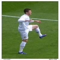 Doing A Robbie Stretch