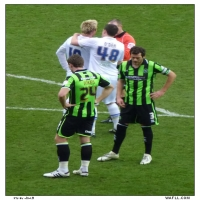 Becchio Gets The Plaudits