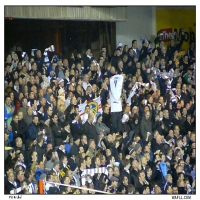 Fans Tribute At Forest
