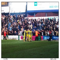 Jubilation At Edgeley
