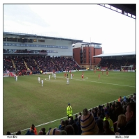 Kick Off At Brisbane Road