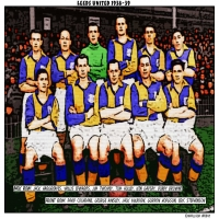 Leeds United 1938-39 No.0047