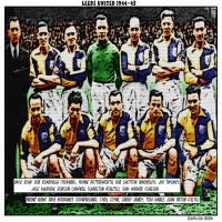 Leeds United 1944-45 No.0056