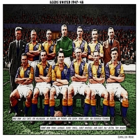 Leeds United 1947-48 No.0060
