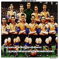 Leeds United 1953-54 No.0071