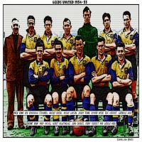 Leeds United 1954-55 No.0073