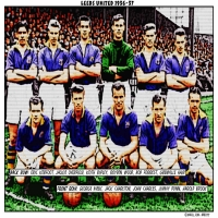 Leeds United 1956-57 No.0077
