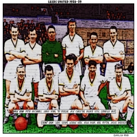Leeds United 1958-59 No.0081