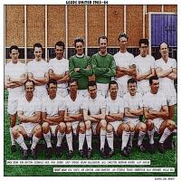 Leeds United 1963-64 No.0089