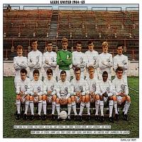 Leeds United 1964-65 No.0091