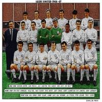 Leeds United 1966-67 No.0095