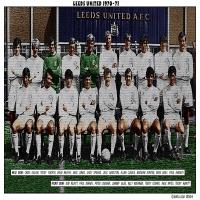 Leeds United 1970-71 No.0104