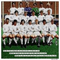 Leeds United 1971-72 No.0107