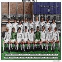 Leeds United 1972-73 No.0111