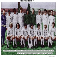 Leeds United 1975-76 No. 0119