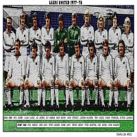 Leeds United 1977-78 No.0123