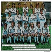 Leeds United 1979-80 No.0129