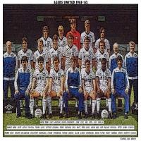 Leeds United 1981-82 No.0133