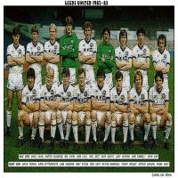 Leeds United 1982-83 No.0136