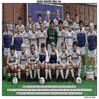 Leeds United 1983-84 No.0138