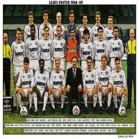 Leeds United 1988-89 No.0149