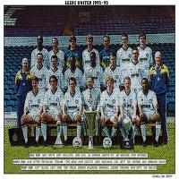 Leeds United 1992-93 No.0159