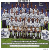 Leeds United 1994-95 No.0163