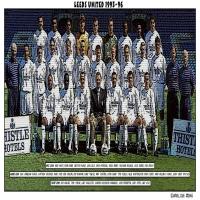 Leeds United 1995-96 No.0165