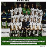 Leeds United 1997-98 No.0171