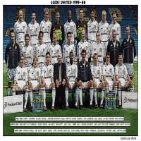 Leeds United 1999-00 No.0176