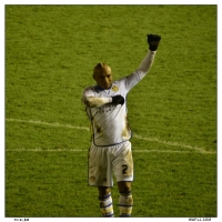 A Diouf Salute