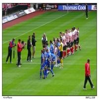 Line Up V The Saints