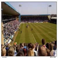 A Line Up At Priestfield