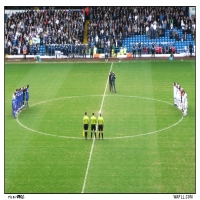 Minutes Silence For Chris & Kev