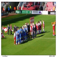 Line Up At The Riverside