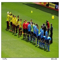 Line Up In Watford