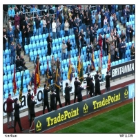 Standard Bearers At The Ricoh