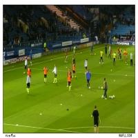 Pre Match Sheffield