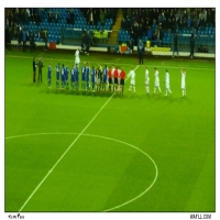 Line Up For The Foxes