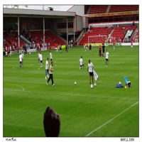 Training At The Bescot
