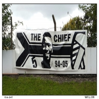 The Chief On The Fence