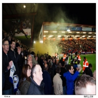 Smoking In The East Stand