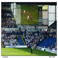 Big Screen At Elland Road
