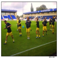 Chester Warm Up