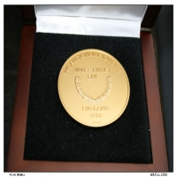Les Cockers World Cup Medal  1