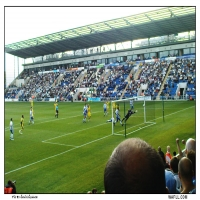 Beckford Bags The Points