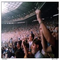 Wembley Erupts