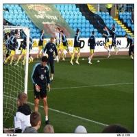 Pre Match Pitch Inspection