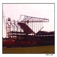 Early East Stand Work