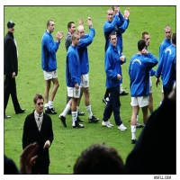 Applause From The Boys